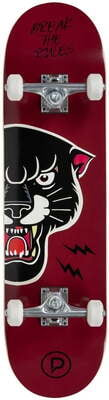 "PLAYLIFE SKATEBOARDS Black Panther 31""x 8"""