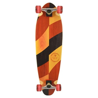 "33"" LONGBASE LONGBOARD SPLIT GRAINS"