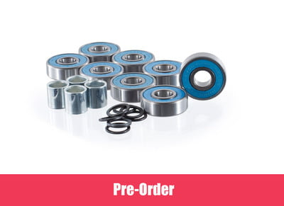 Longboard Mindless Revolver Bearings