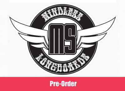 Mindless Longboard Stickers