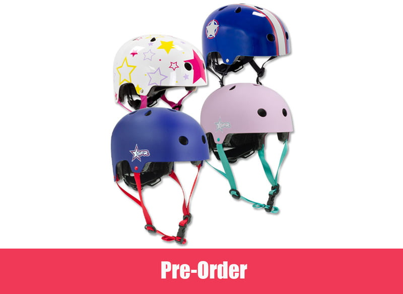 SFR Adjustable Kids Helmet