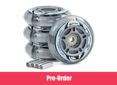 SFR Light Up Inline Wheels