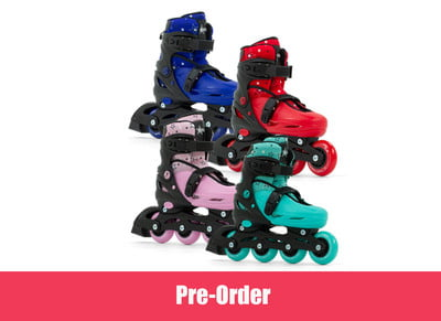 SFR Plasma Adjustable Inline Skates