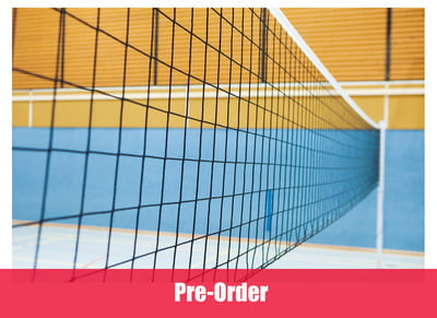 Volleyball Long net, Polypropylene 2.3 mm