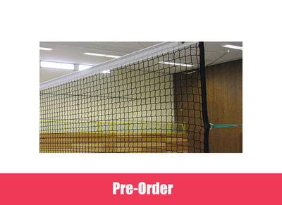 Volleyball tournament net, PP 2.3 mm, DVV I, Mesh: 45 mm