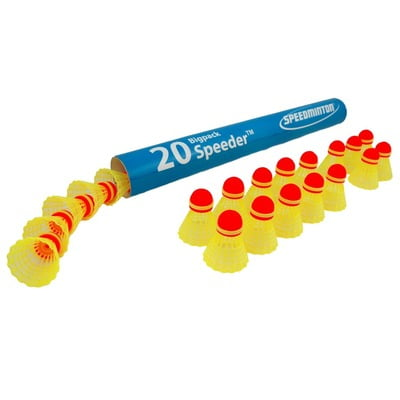 Speedminton® Speeder BIG Tube Match