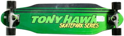 TONY HAWK LONGBOARD LEGEND GREEN - SKTK12156882