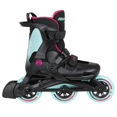 POWERSLIDE ONE SKATES WAVE WOMAN TEAL