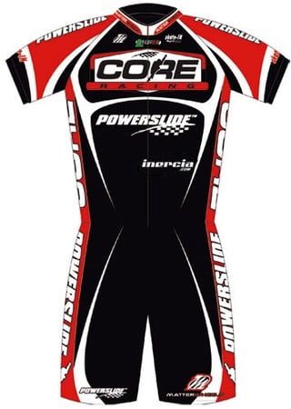 POWERSLIDE RACE CLOTHING SUIT PS LYCIA - 904042/3